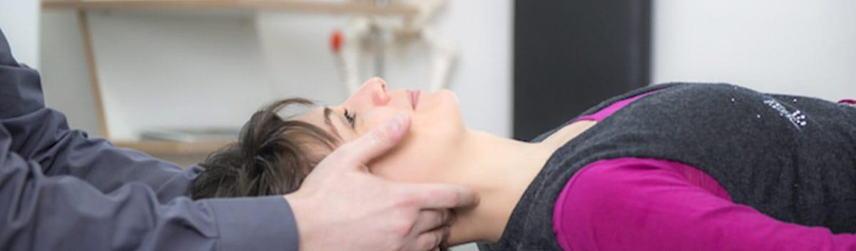 Sanfte Chiropraktik nach der Ackermann-Methode