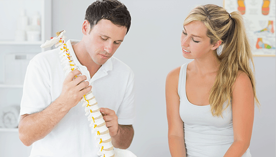 Chiropraktiker Beratung